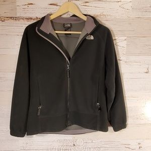 The Northface Windwall full zip jacket